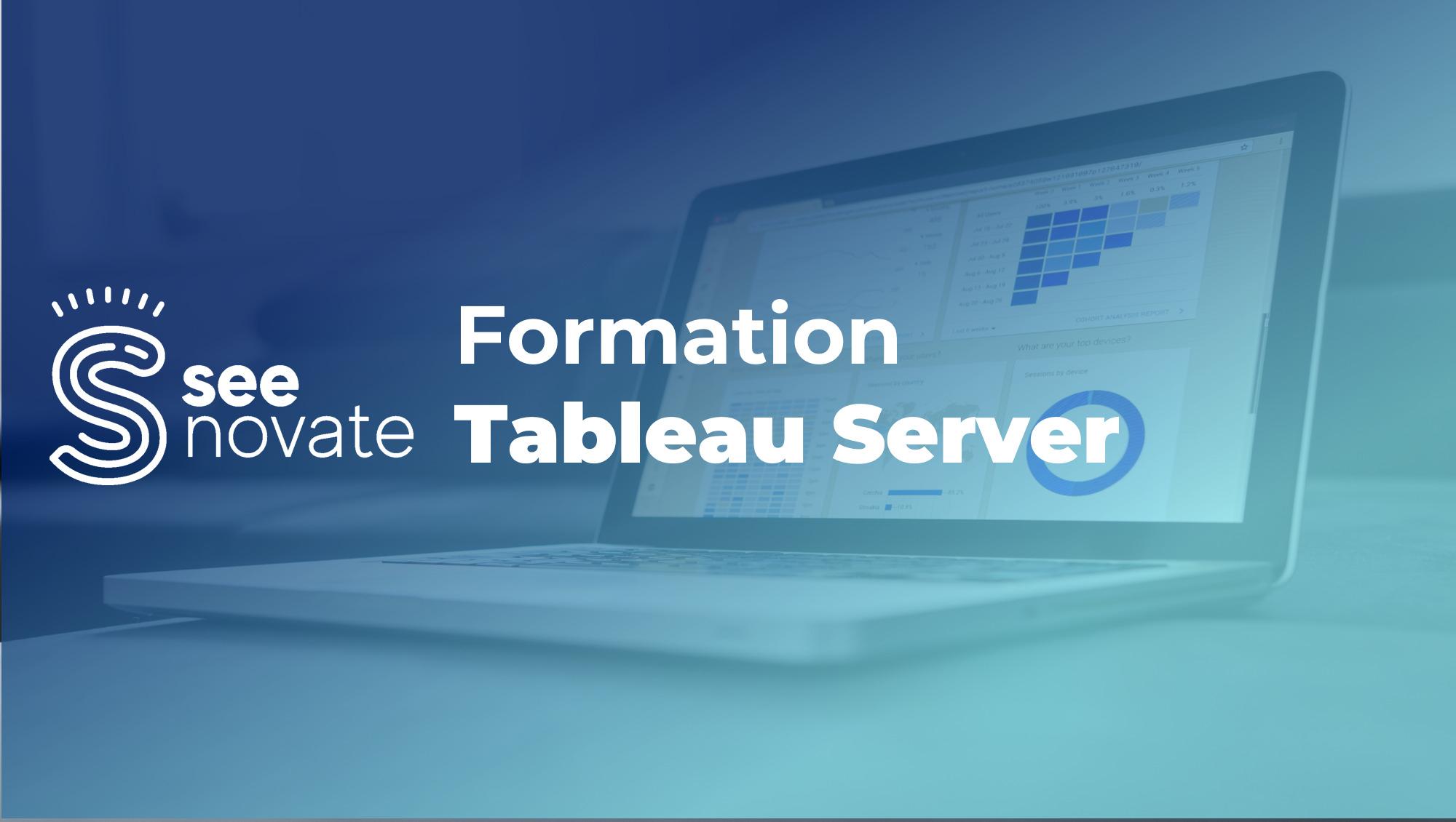 Formation Tableau Server
