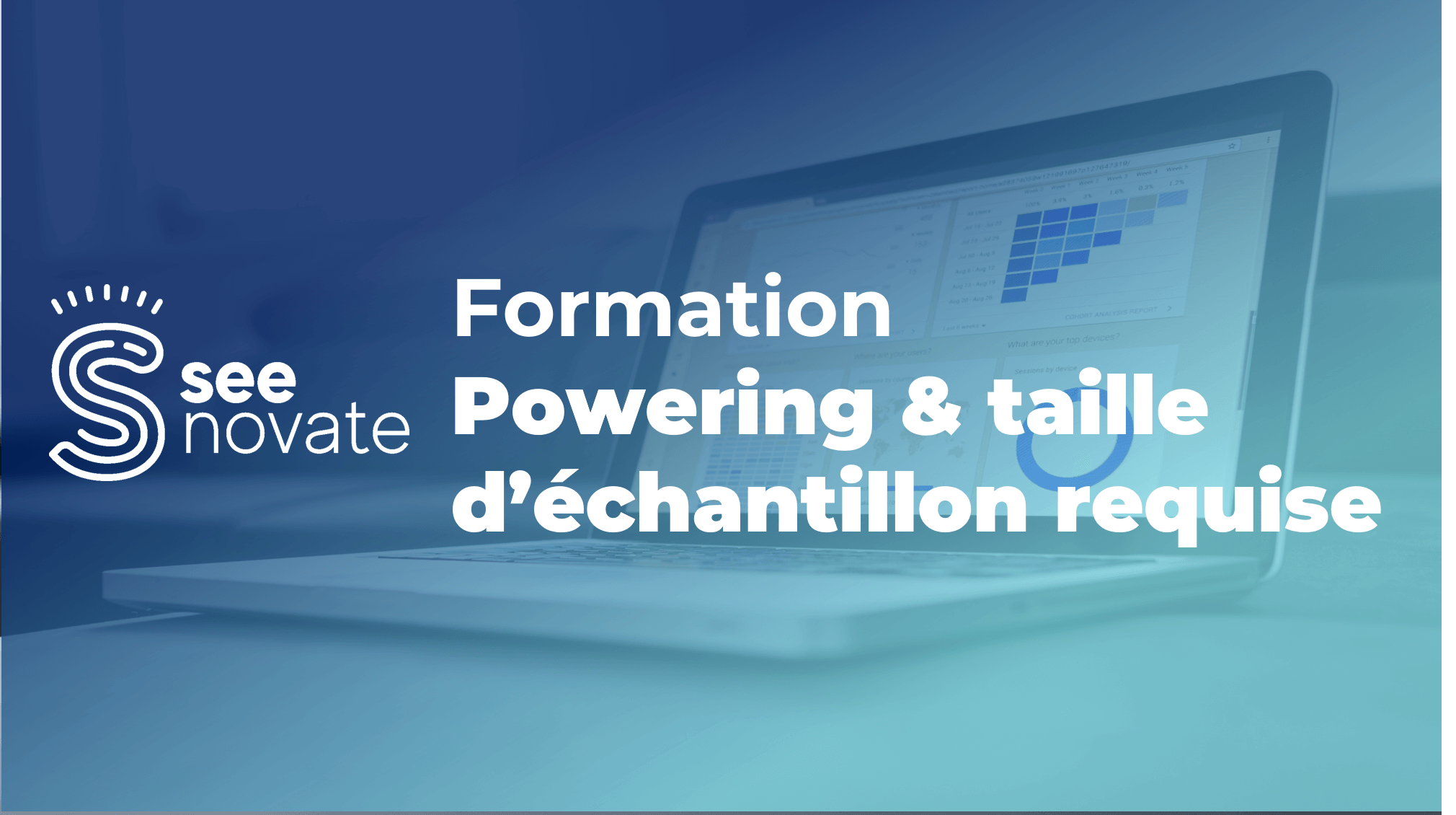 formation seenovate dimensionnement d'experience