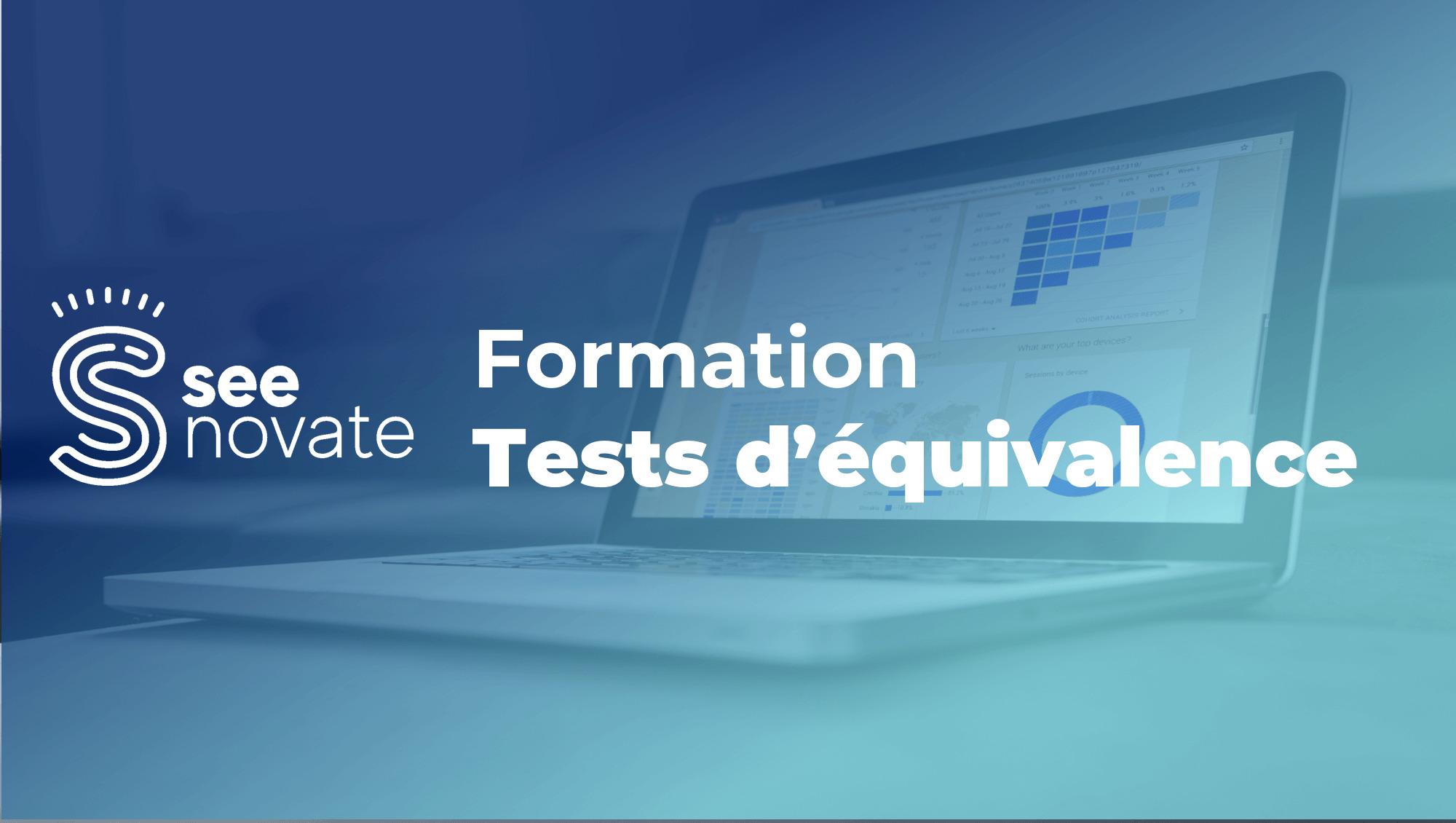 Equivalence statistique – Tests d'équivalence et de non-infériorité