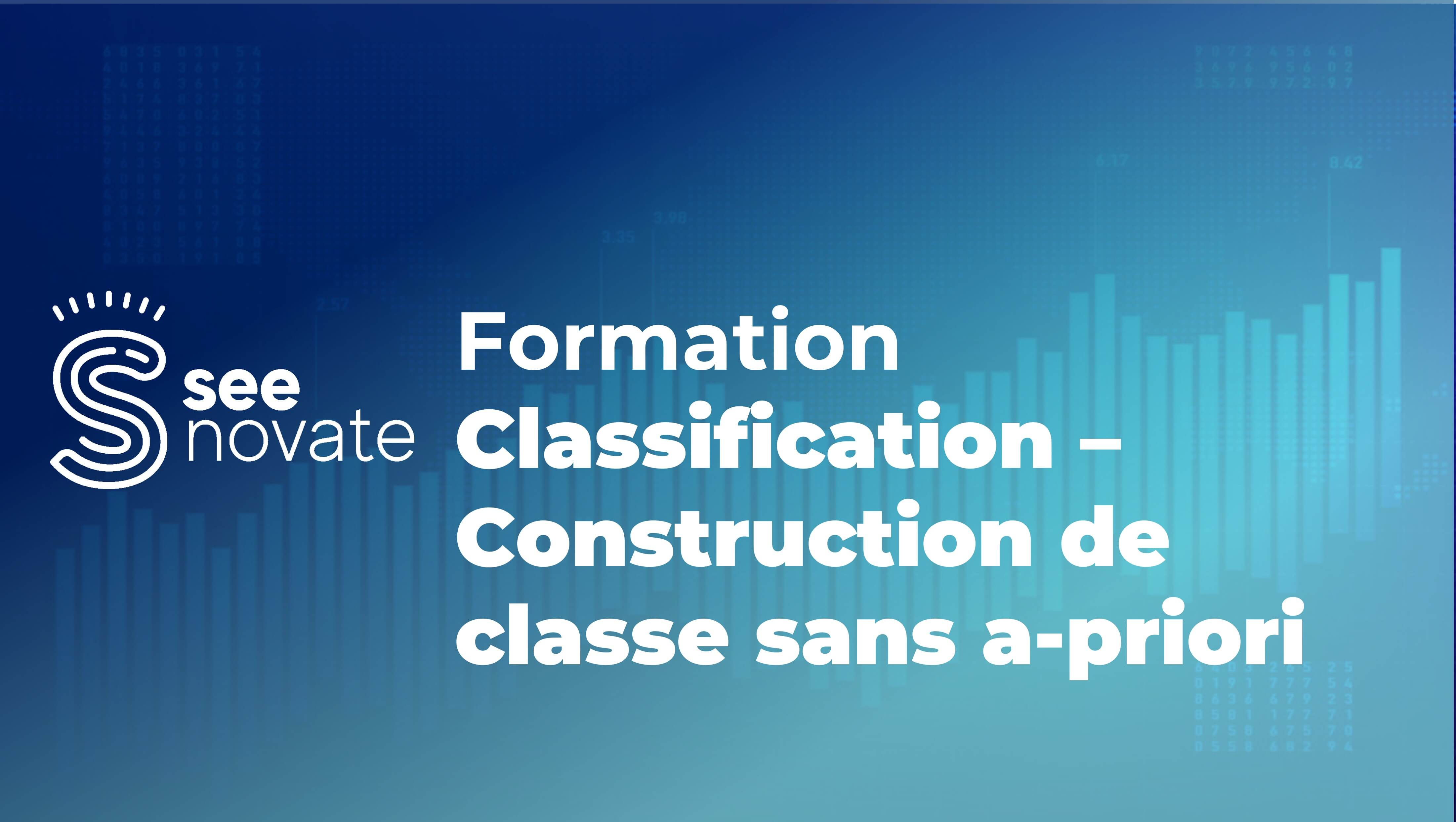 formation seenovate clustering
