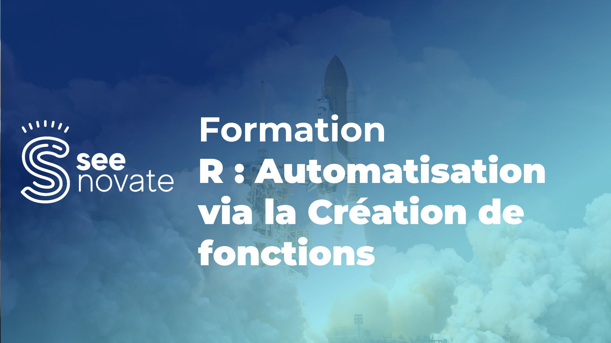formation seenovate automatisation R